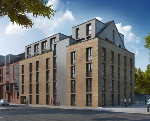 Wohnung für Studenten in Aachen
